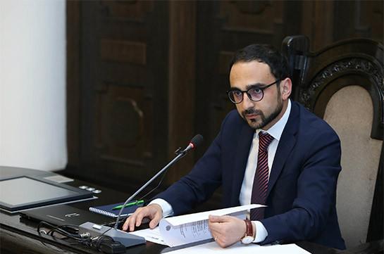 Տիգրան Ավինյանի գրասենյակի ղեկավարը, խորհրդականներն ու օգնականներն ազատվել են պաշտոններից