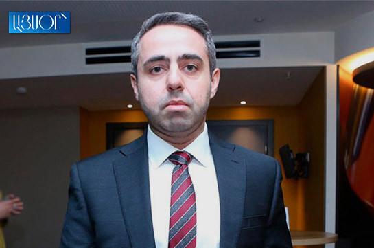 Если лишенный свободы приобретает статус депутата, то он должен быть освобожден из-под стражи – Артур Гамбарян