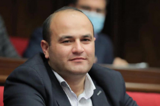 Narek Mkrtchyan appointed Armenia's Labor and Social Affairs Minister