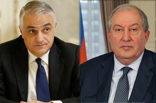 Մհեր Գրիգորյանը նշանակվել է ՀՀ փոխվարչապետ