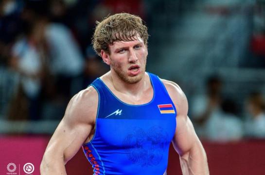 Արթուր Ալեքսանյանը դարձավ Օլիմպիական խաղերի արծաթե մեդալակիր