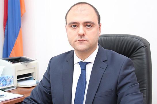 Ալֆրեդ Վարդանյանը նշանակվել է Երևան քաղաքի առաջին ատյանի ընդհանուր իրավասության դատարանի դատավոր