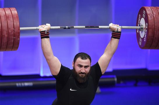 Симон Мартиросян стал обладателем серебряной медали на Играх в Токио
