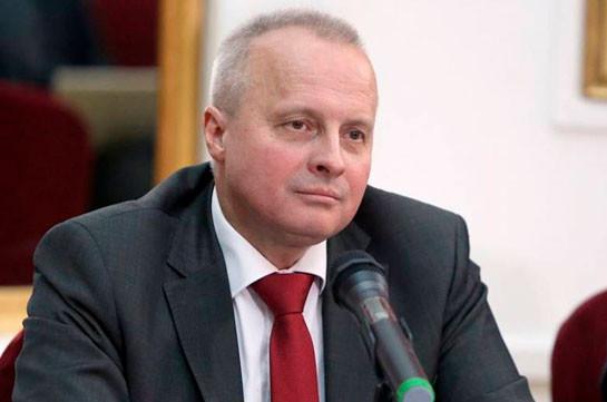 Ведется практическая работа по предложению Пашиняна о размещении российских пограничников вдоль армяно-азербайджанской границы – посол России