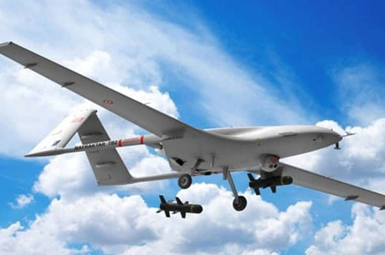 Azeri UAV attempted to infiltrate into Armenia's airspace