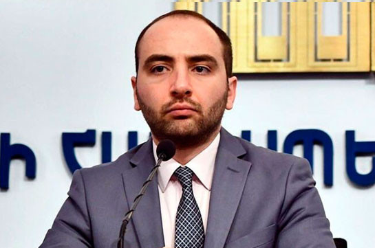 Վահան Հունանյանը նշանակվել է ԱԳՆ մամուլի խոսնակ