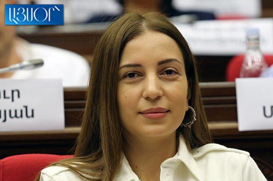 Если даже вы победили на выборах, то проиграло наше государство – Анна Григорян