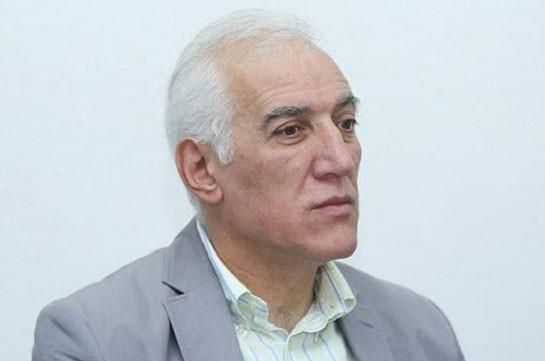 Ваагн Хачатурян назначен министром высокотехнологической промышленности
