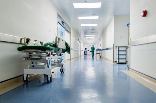 «Միքայելյան» համալսարանական հիվանդանոցի Covid բաժանմունքի վերակենդանացման բաժանմունքում կա 17 քաղաքացի` ծանր վիճակում