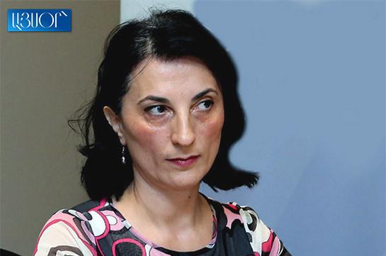Шушан Дойдоян: Решение о запрете фотографу Panorama.am входа в Национальное Собрание Армении – произвольное