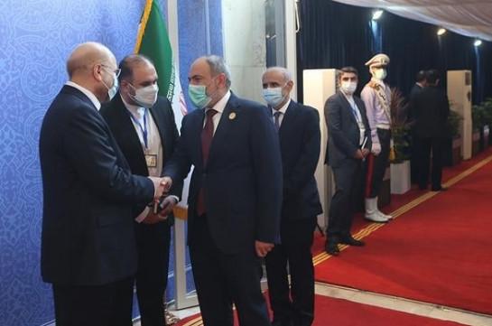 Նիկոլ Փաշինյանը մասնակցել է Իրանի նորընտիր նախագահի երդմնակալության արարողությանը