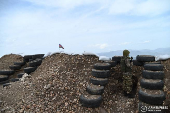 Պաշտպանության նախարարը հրամայել է ոչնչացնել ՀՀ սահմանը հատելու փորձ անող ադրբեջանցի զինվորականներին (Armenpress)