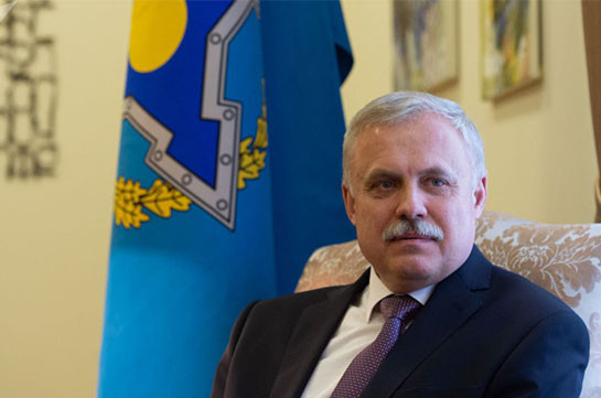 CSTO Secretary General due in Armenia August 9