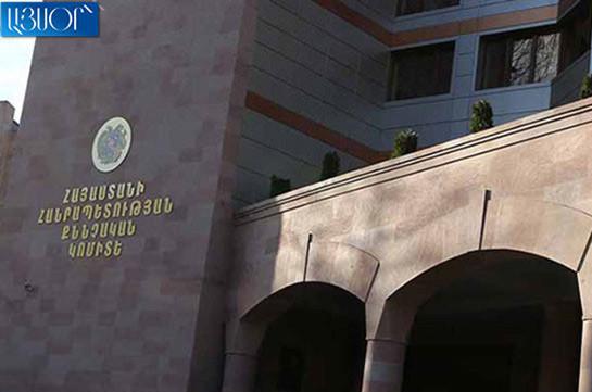 Սպանության փորձ՝ Երևանում. հարուցվել է քրեական գործ