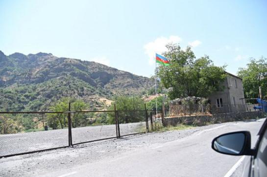Полиция Азербайджана проверяет следующие из Ирана в Армению большегрузы – СНБ Армении