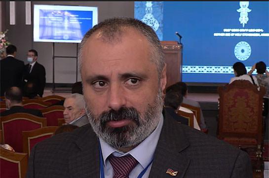 Արցախն Ադրբեջանի տարածք չէ, և Ադրբեջանը որևէ իրավասություն չունի այստեղ որևէ մեկի մուտքն ու ելքը թույլ տալու կամ թույլ չտալու. Դավիթ Բաբայան
