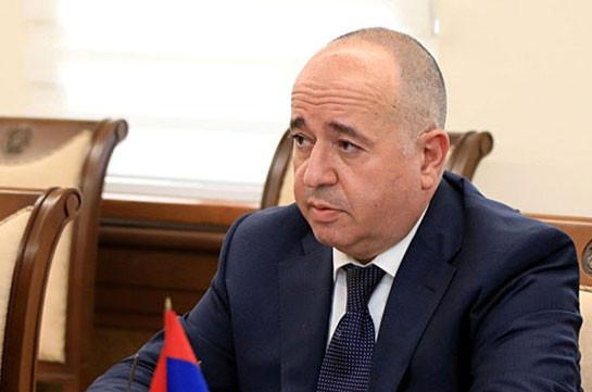 Министр обороны Армении посетит Нижегородскую область России, после чего отправится в Душанбе