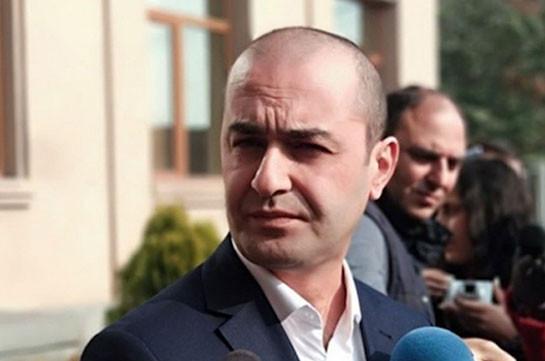 Власти легитимизируют возможные аресты и пленение азербайджанцами граждан Армении на дороге Горис-Капан – Амрам Макинян