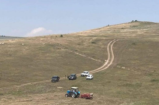 Ադրբեջանցիները գողացել են Տեղ համայնքում բնակվող արցախցու մեքենան ու չեն վերադարձնում․ «Փաստինֆո»