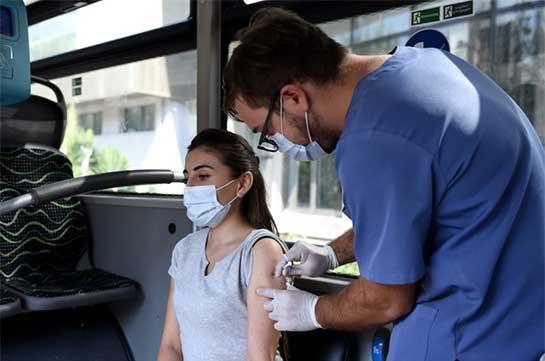 В Грузии стартовала денежная лотерея для вакцинированных от COVID-19 граждан