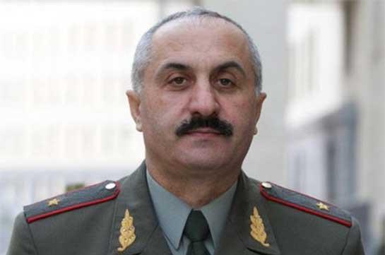Կամո Քոչունցը նշանակվել է Հայաստանի Զինված ուժերի գլխավոր շտաբի պետի առաջին տեղակալ