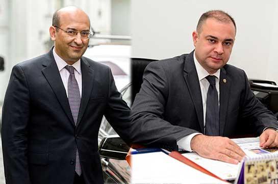 Тигран Мкртчян назначен послом Армении в Греции