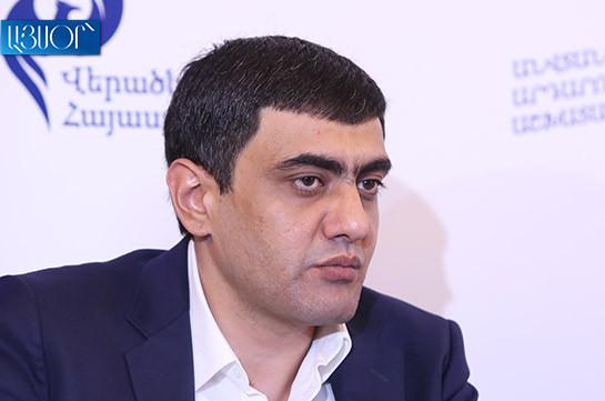 Адвокаты представили апелляционную жалобу на решение суда об аресте Аруша Арушаняна