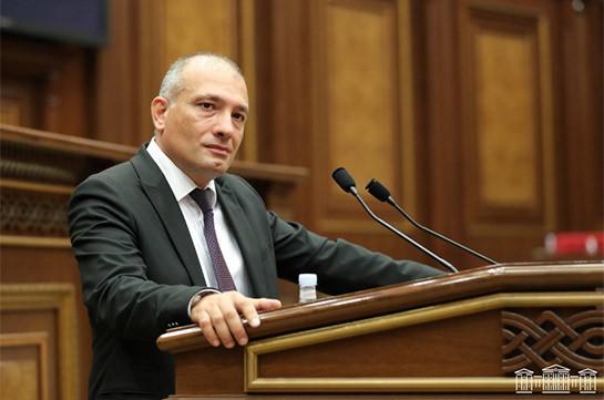 Овсеп Бедевян избран судьей Кассационного суда