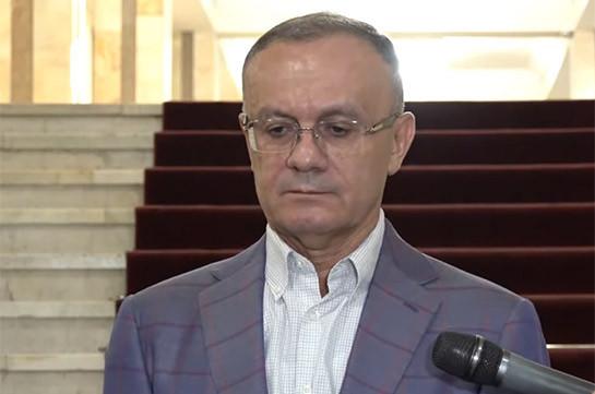 Инициированное фракцией «Армения» обсуждение вокруг ситуации в Сюнике сегодня не состоится