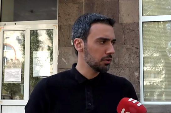 Арам Вардеванян: В подобных условиях содержать человека под арестом – это пытка и уничтожение любой гуманистической ценности