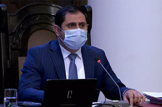Рост смертности в Армении обусловлен распространением дельта-штамма: Сурен Папикян призывает вакцинироваться