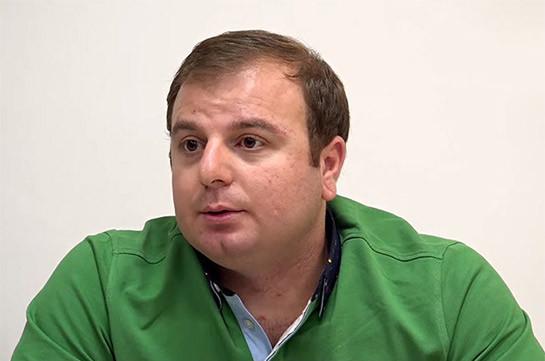 Эрик Алексанян будет защищать интересы Агвана Овсепяна