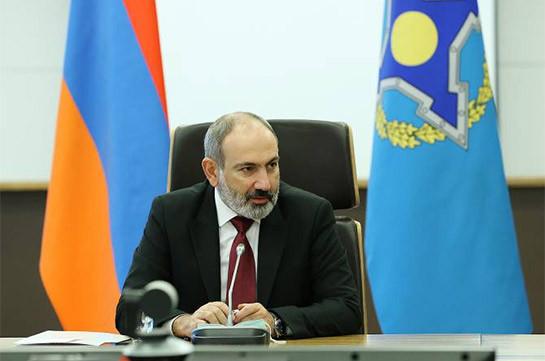 Диалог и преодоление атмосферы вражды: Пашинян поговорил на сессии ОДКБ об открытии новой эры мирного развития