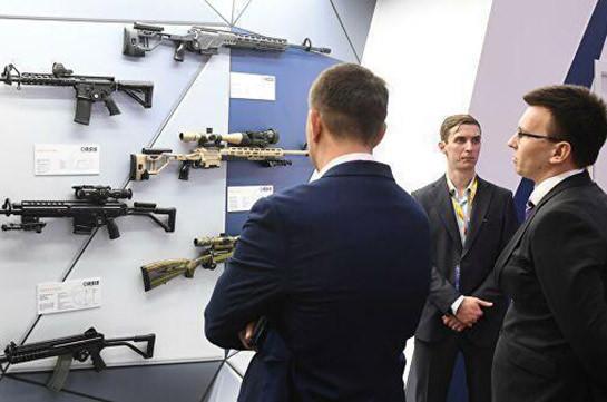 Компания ORSIS вновь будет поставлять оружие Армении