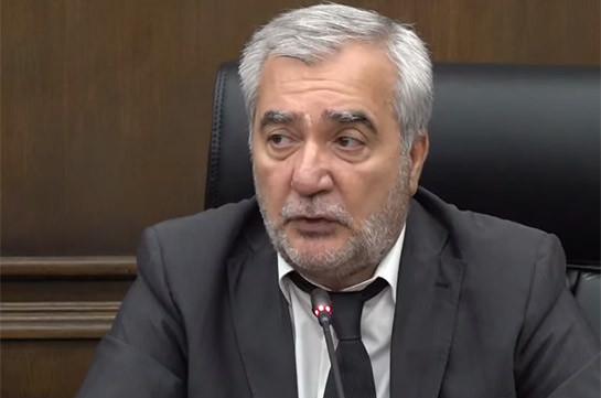 Андраник Кочарян: Являются ли действия азербайджанцев на участке Эйвазлар таможенным контролем или это незаконные действия?