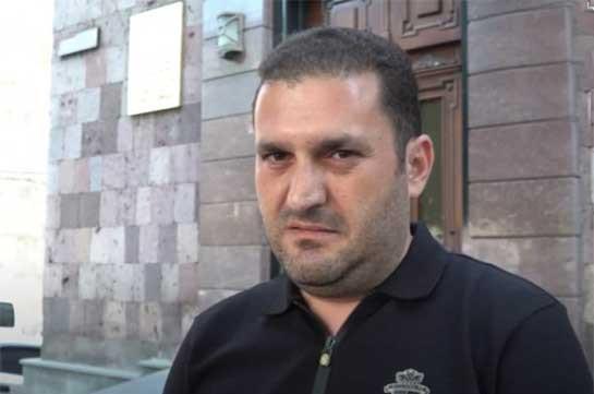 Вице-мэр Гориса Менуа Овсепян останется под арестом