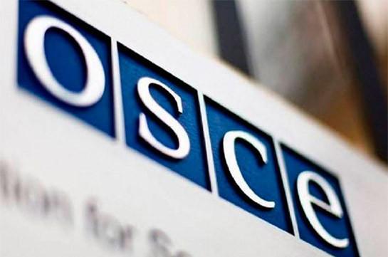 Сопредседатели МГ ОБСЕ встретятся в Нью-Йорке с главами МИД Армении и Азербайджана