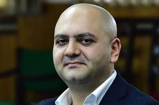 Геворк Эмин-Терян дал 24 часа исполняющему обязанности ректора ЕГУ
