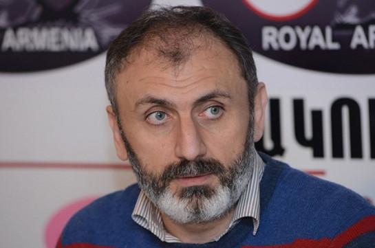 Տարակուսելի է, որ Արմեն Մարտիրոսյանը հրաժարվել է պետական պարգևից, քանի որ համաձայնություն տվել ընդգրկվելու պարգևատրվողների թեկնածուների ցանկում. ՀԱԳՄ