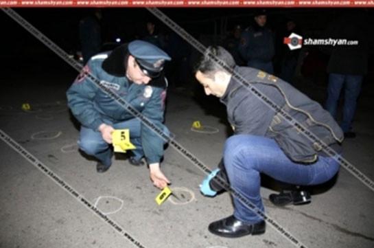 Կրակոցներ՝ Երևանում. վիրավորներից մեկը ԱԺ նախկին պատգամավորի որդի է, բժիշկները պայքարում են վիրավորների կյանքի համար. shamshyan.com