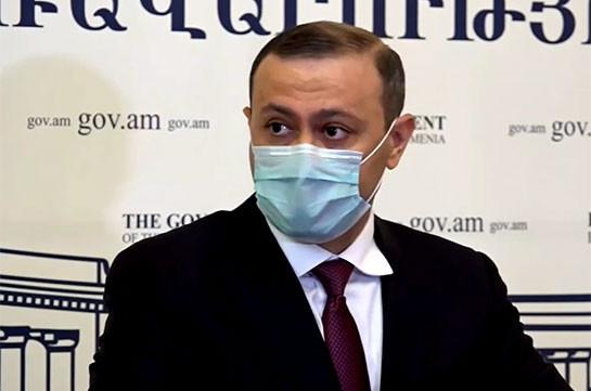 Мы надеемся, что диалог с Турцией начнется без предварительных условий – Армен Григорян