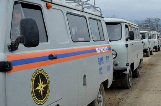Շուշիում Ադրբեջանը հայկական կողմին է փոխանցել մեկ զինծառայողի աճյուն
