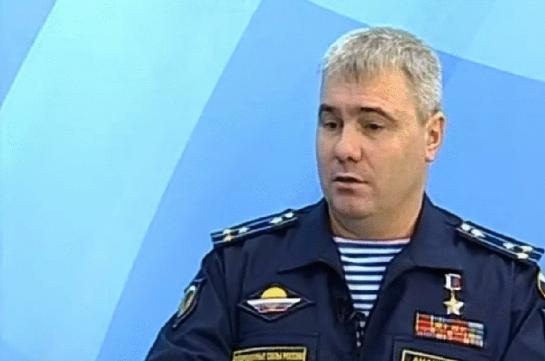 Командующим миротворцами в Нагорном Карабахе назначен Геннадий Анашкин