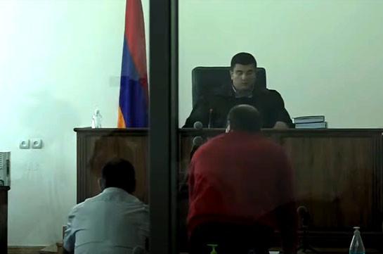 Արմեն Չարչյանի գործով դատարանը հեռացավ խորհրդակցական սենյակ. որոշումը կհրապարակվի 18։00-ին