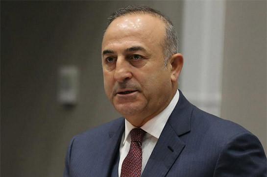 Թուրքիան Հայաստանի հետ հարաբերությունները կարգավորելու ծրագիր դեռ չունի, ցանկացած որոշում կկայացվի Ադրբեջանի հետ համատեղ. Չավուշօղլու