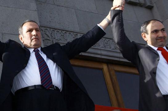 «Голос Армении»: Война и поражение Армении были запрограммированы при Тер-Петросяне, реализованы при Пашиняне.