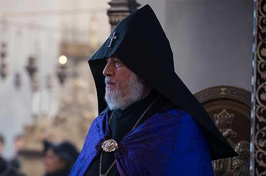 Духовные лидеры Армении, России и Азербайджана проведут встречу в Москве - Эчмиадзин
