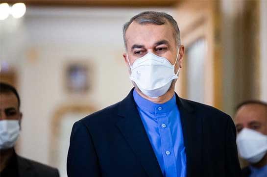 Министр иностранных дел Ирана Хосейн Амир Абдуллахиан в ближайшее время посетит Армению и Азербайджа