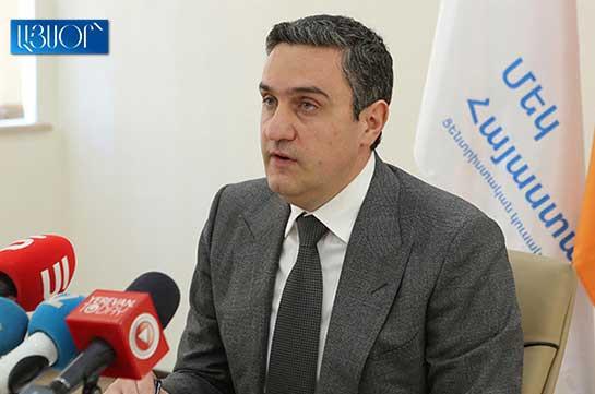 Без согласия и утверждения начальника ГШ ВС боеприпасы не могли быть приняты на баланс ВС Армении – Артур Казинян