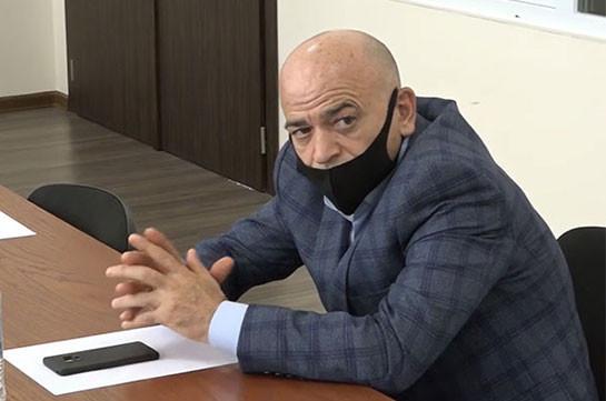 Высший судебный совет прекратил полномочия судьи Рафика Мелконяна